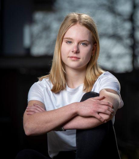 Talent Maartje Wurkum stopt met turnen: 'Drie tegenslagen in één keer, dat was te veel'