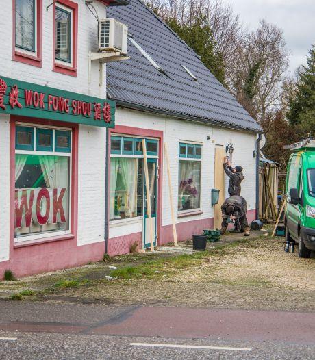 Burgemeester gooit voormalig wokrestaurant in Ewijk opnieuw voor 6 maanden op slot