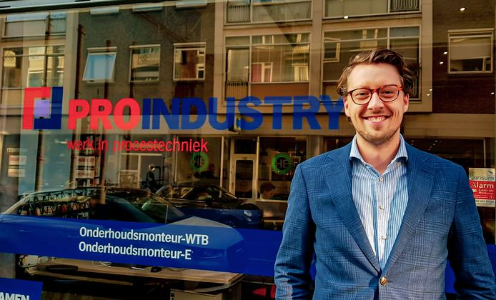 Tim Andeweg van Pro Industry