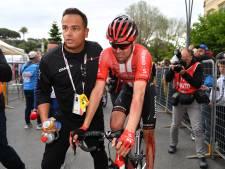 Dumoulin 'tegen beter weten in' van start in vijfde Giro-etappe