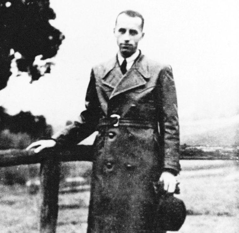 Alois Brunner. Beeld rv