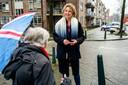 Wethouder Roos Vermeij (wijken, PvdA) wil een cultuuromslag. ,,Ook de Coolsingel is aan zet.''
