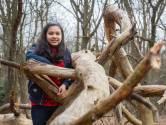 Georgina (14) verhuisde in coronatijd van Rotterdam naar Oosterhout: 'De rust hier past beter bij me'