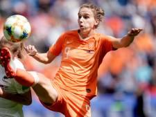 Miedema jaagt tegen 'Ontembare Leeuwinnen' op record Melis