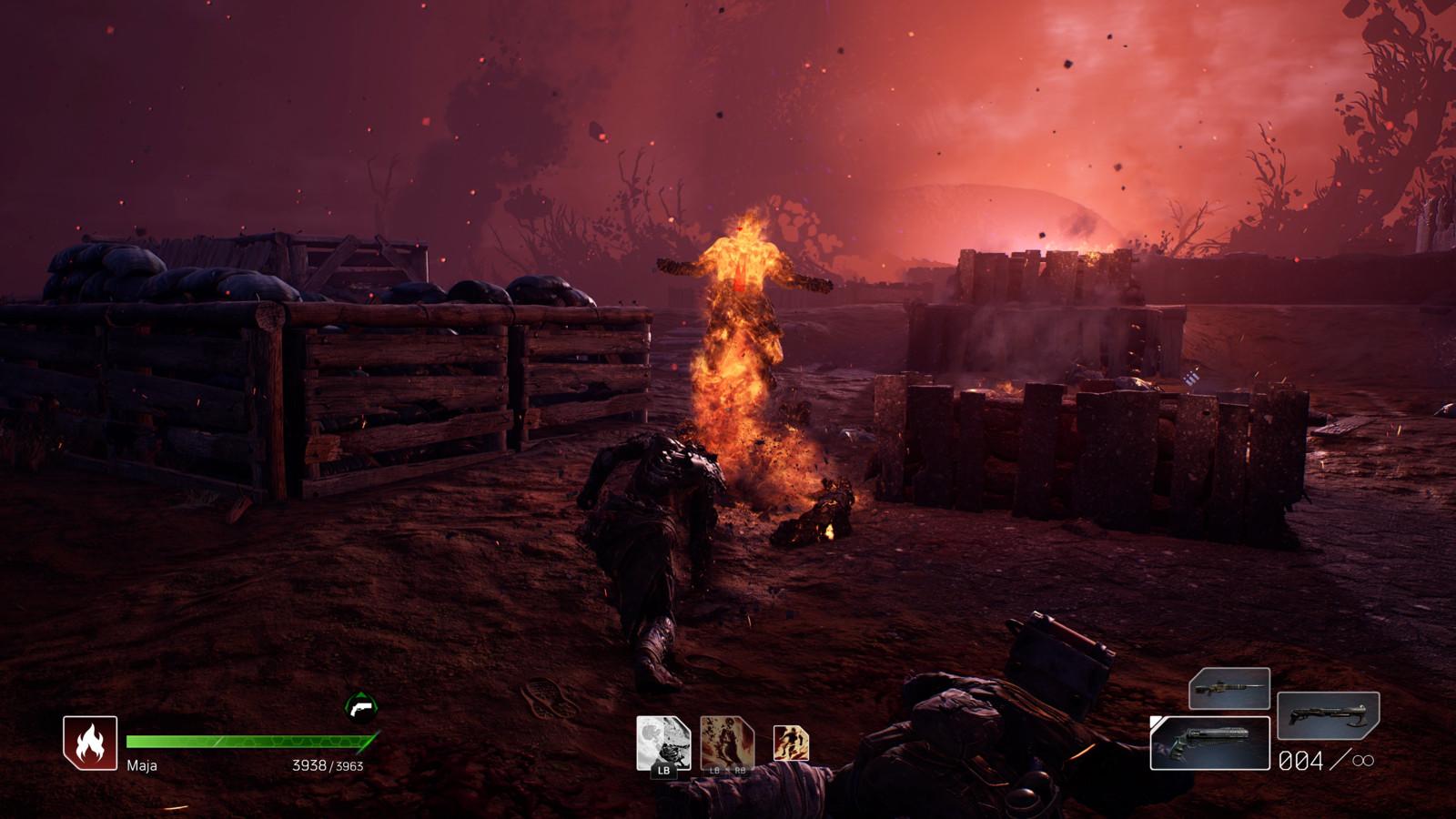 Scène uit de gratis demo van de game. Die demo is een aanrader, alleen al omdat hij zo genereus is qua speeltijd.