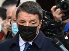 Italiaanse oud-premier Renzi krijgt kogelbrief: 'We laten ons niet intimideren'