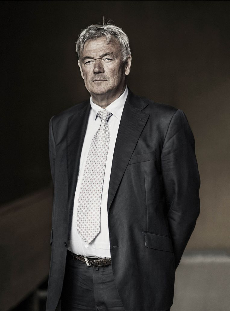 Antoon Boyen, eerste voorzitter van Hof van Beroep in Gent Beeld Karoly Effenberger