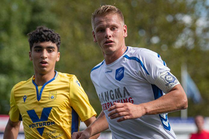 SV Urk is uitstekend begonnen aan het nieuwe seizoen van de Hoofdklasse. Het won op eigen veld met 4-0 van Noordscheschut.