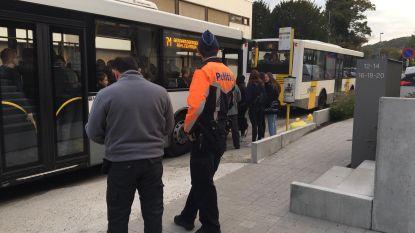 21 zwartrijders beboet bij grootschalige buscontrole