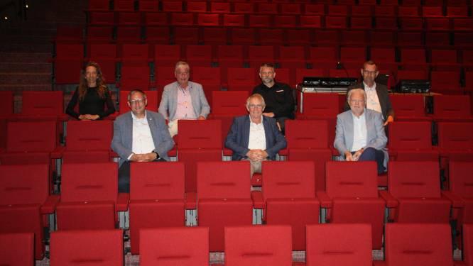 Cultuur beleven in nieuwe zetels. Cc Kruispunt is gerenoveerd en klaar voor een nieuw seizoen