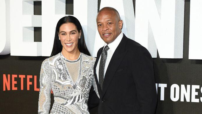 Dr. Dre en Nicole Young vormden 24 jaar een paar, tot ze eind juni 2020 hun echtscheiding aankondigden.