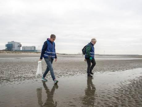 'Dat afval op het strand is verschrikkelijk. Nu kan ik er zelf wat aan doen'