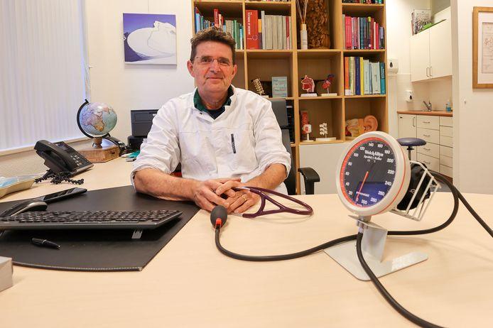 Peter van Bommel, huisarts in Vessem.