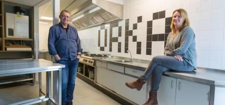 Een kijkje in de nieuwe keuken van activiteitencentrum Orka in Eindhoven