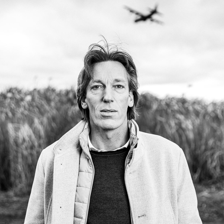 Stephan van den Hurk: 'We hebben een prachtig goed jaar achter de rug. Iets beter zelfs dan vorige jaren.' Beeld Jiri Büller