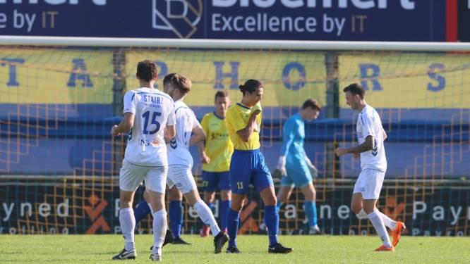 Strijdend Staphorst stuit op een betere ploeg, FC Lisse