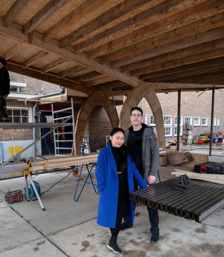 Kunstenaarscollectief Kelderman en Van Noort: van krakers tot kartrekkers
