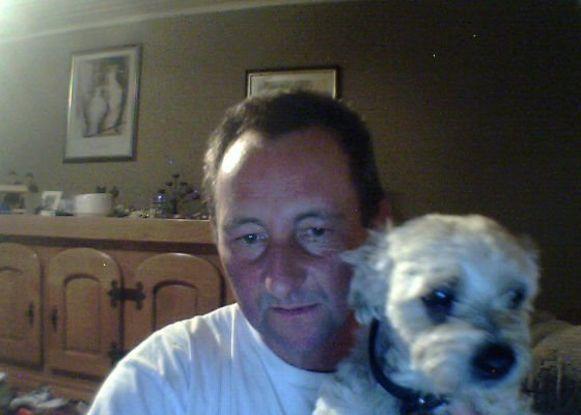 Slachtoffer Eddy Brouns (49) uit Opglabbeek