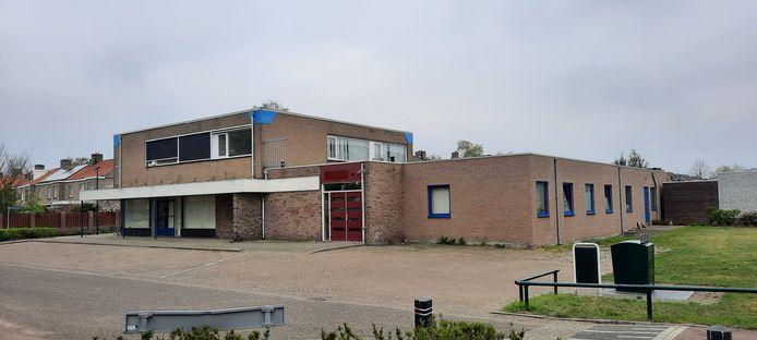 Het pand op de hoek van Narcislaan en Floraliastraat in Heesch.
