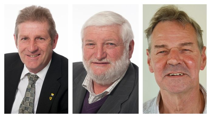 André Buyl, Jozef Schelfhout en Bruno De Ridder stappen op bij het Vlaams Belang.