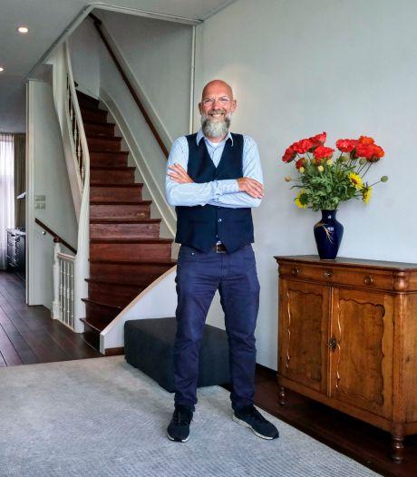 Robert-Jan verlaat na kwart eeuw dit huis met uitzicht op het drierivierenpunt: 'Met pijn in mijn hart'