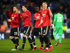 Manchester United stuit op Brighton in kwartfinale FA Cup