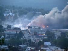Au moins 80 disparus après l'explosion d'un train