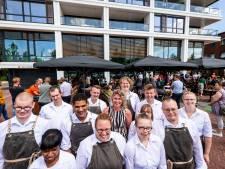 Brasserie AanDeel levert bijzonder aandeel nieuw plein Emmeloord: 'Meer dan voldoende personeel'