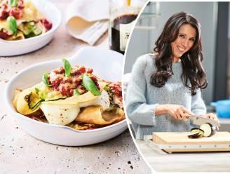 """Sandra Bekkari's favoriete herfstrecepten: """"Mijn lasagne is een gezondere versie van het klassieke recept"""""""