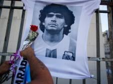 Gevecht om erfenis van Maradona: 'Diego voelde zich verraden en beroofd door dochters'