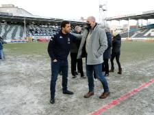 Le choc entre Charleroi et Bruges reporté à cause de l'état du terrain