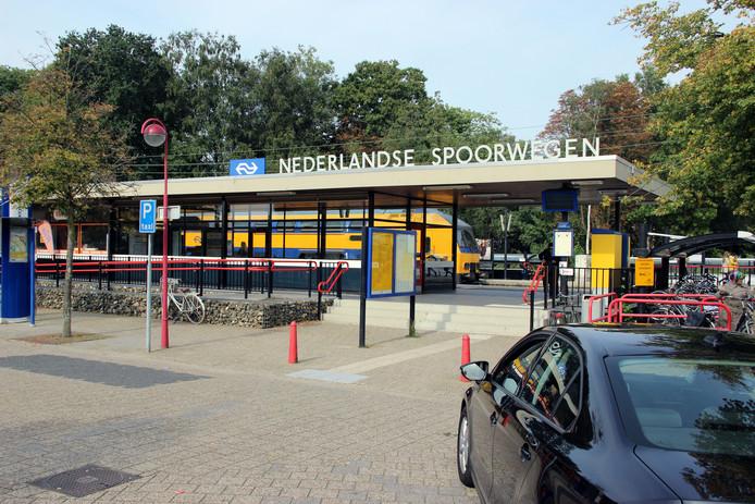 Station Etten-Leur.