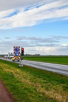 Gatenkaas op de Hanzeweg tussen Kampen en Dronten wordt maandag aangepakt