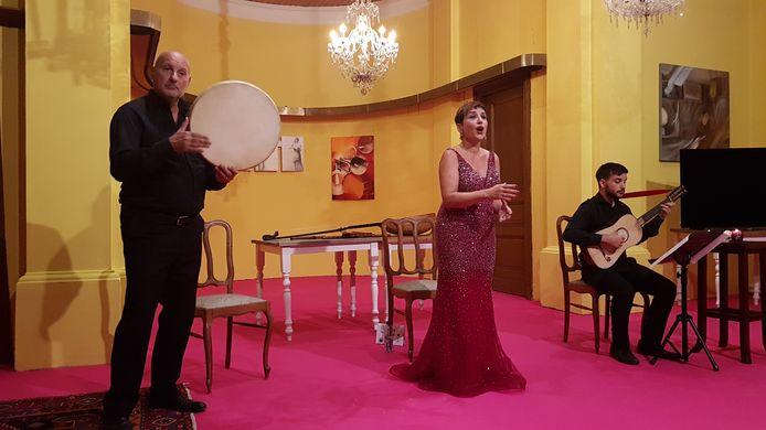 Roma Opera Omnia pakte het publiek meteen in.