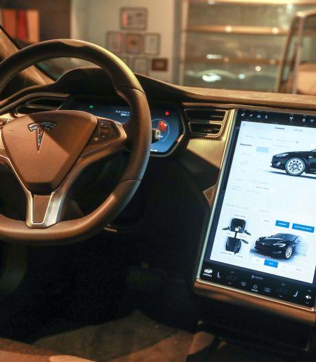 Data Tesla's bevatten 'schat aan informatie' voor onderzoek verkeersongevallen