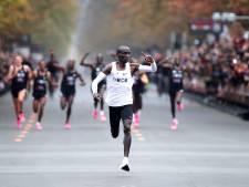 Worden de nieuwe marathonrecords gelopen op springveren?