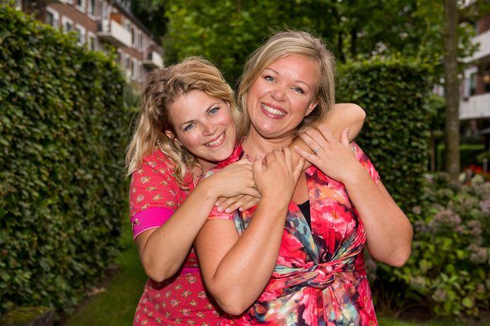 Monique Roovers en Wendy Jongeneelen maken dit jaar hun debuut als speakers. ,,De rol van anderen is belangrijker dan die van ons.''