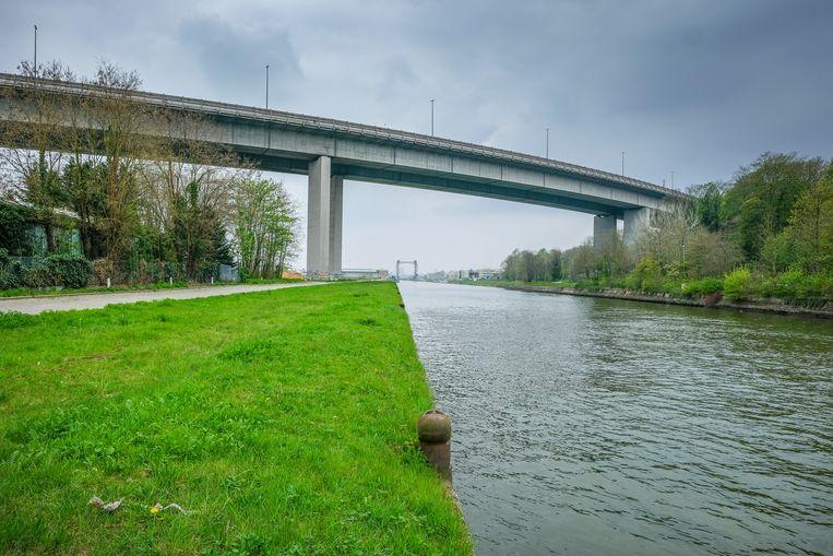 Viaduct van Vilvoorde, waar de feiten plaatsvonden