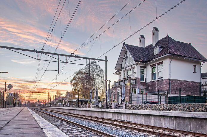 Het pittoreske Klimmen-Ransdaal wordt net als vorig jaar door reizigers beoordeeld als het beste station.