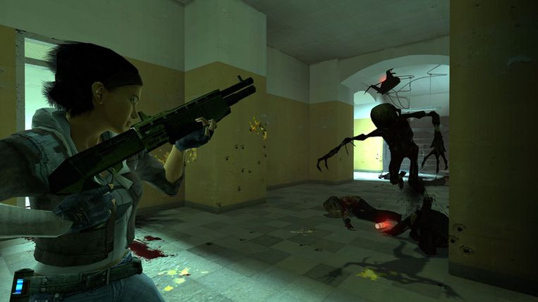 Half-Life 2 Beeld Valve