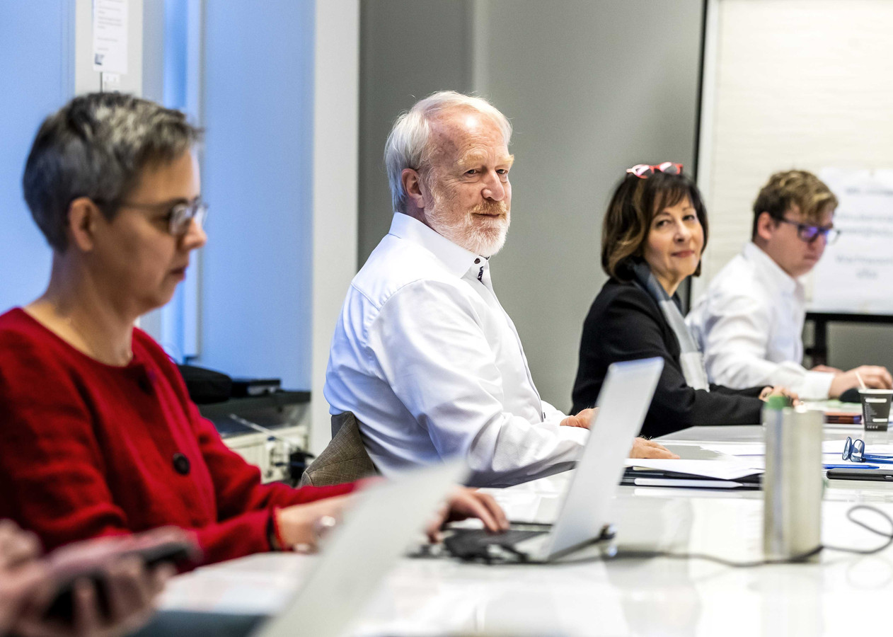 RIVM-directeur Jaap van Dissel, ook voorzitter van het Outbreak Management Team.