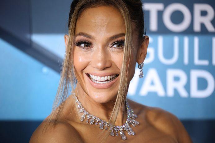 Jennifer Lopez heeft nog nooit botox gebruikt, zegt ze zelf.