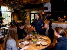 Culinair feestje in restaurant Het Buitenhuys in Heino