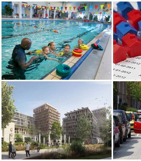 Hoe moet het nu verder in Schiedam? Bestuurscrisis komt op slecht moment voor zwembad en bouwplan
