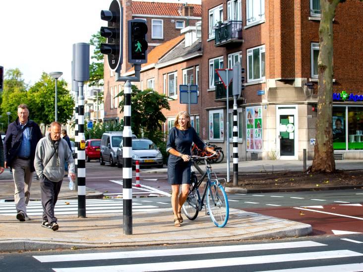 'Heeft een fietser ook voorrang op het zebrapad?'
