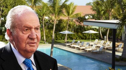 Omringd door pure luxe en machtige vrienden: zo duikt Juan Carlos onder in de Dominicaanse Republiek