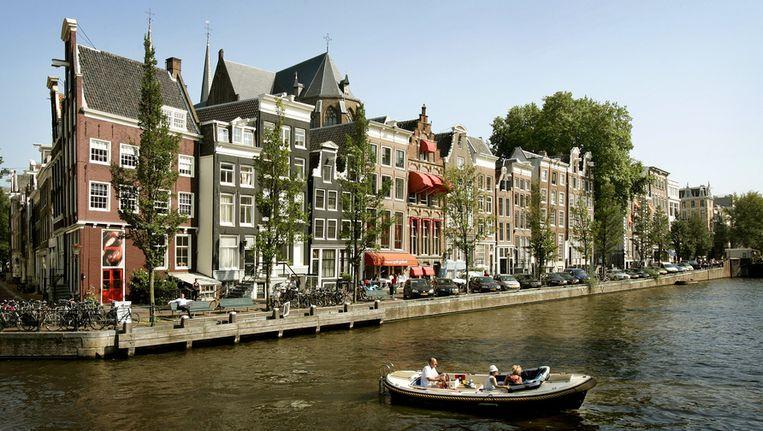 Panden aan de Herengracht. Foto ter illustratie. Beeld ANP