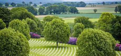 Verenigde Staten dankbaar voor verzorging graven Margraten