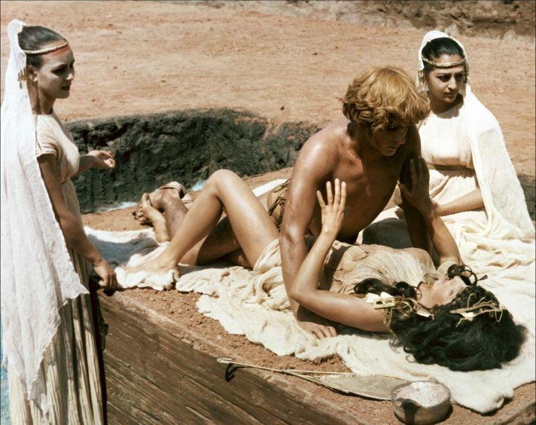 Satyricon (1969). Beeld