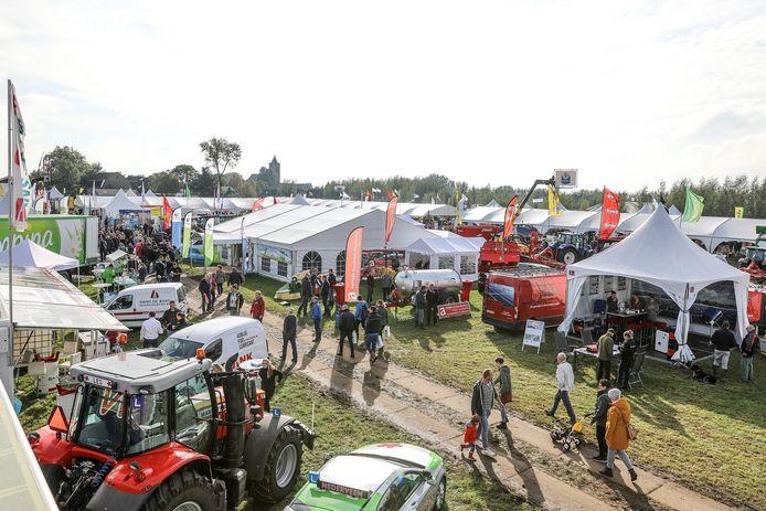 Het is nog onzeker of de 108ste editie van de Fokveedag Boerenlandfeest in Hoornaar dit jaar kan plaatsvinden.